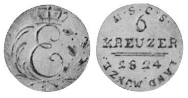 ¿Moneda falsa de época de un Estado Alemán? Muy rara. Origin10