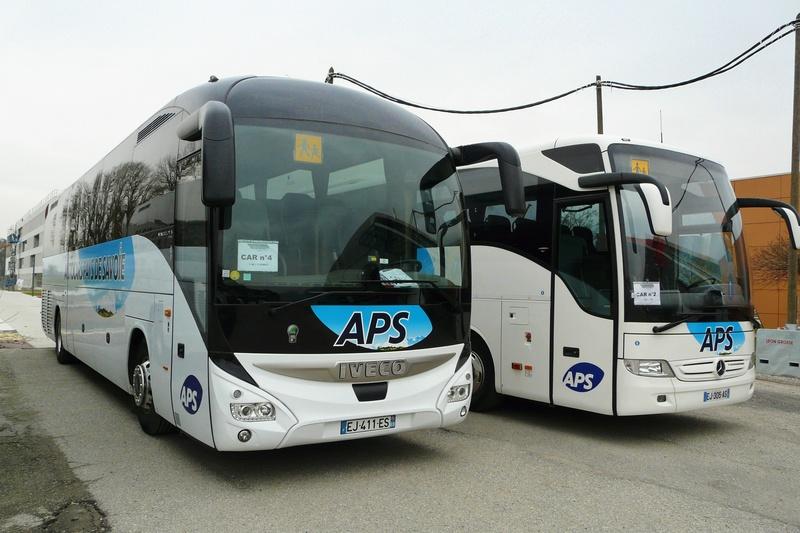 AUTOCARS PAYS DE SAVOIE (APS) Magely16
