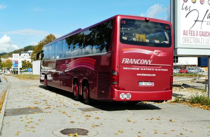 Cars Francony S417gt16