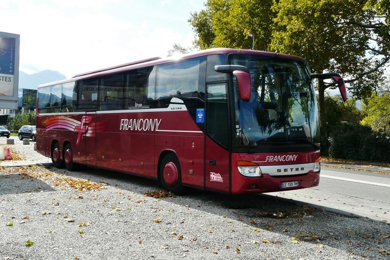 Cars Francony S417gt17