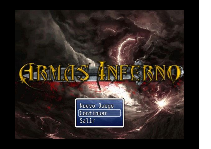 [RPG Maker ] Las armas inferno (demo) Captur13