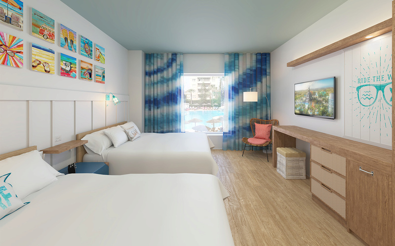 [USA] Universal's Endless Summer Resort (27 juin 2019 et mai 2020) Univer10