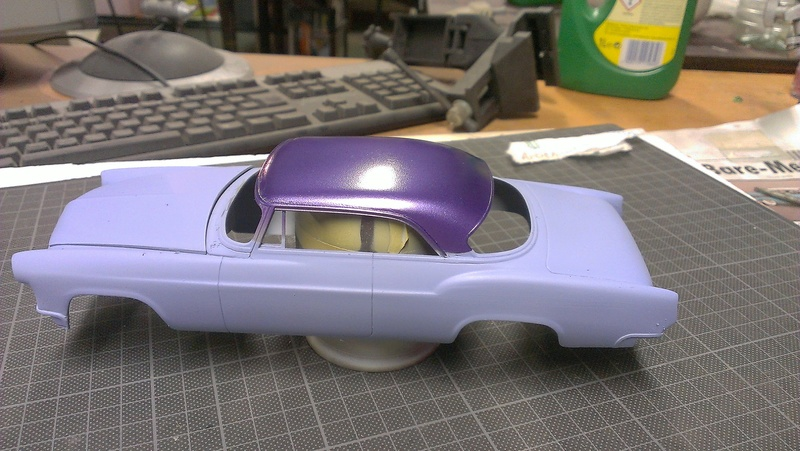 55' Chrysler 300,  Mild Kustom (Lucky Lavender ) a y est terminé  - Page 5 Imag1118