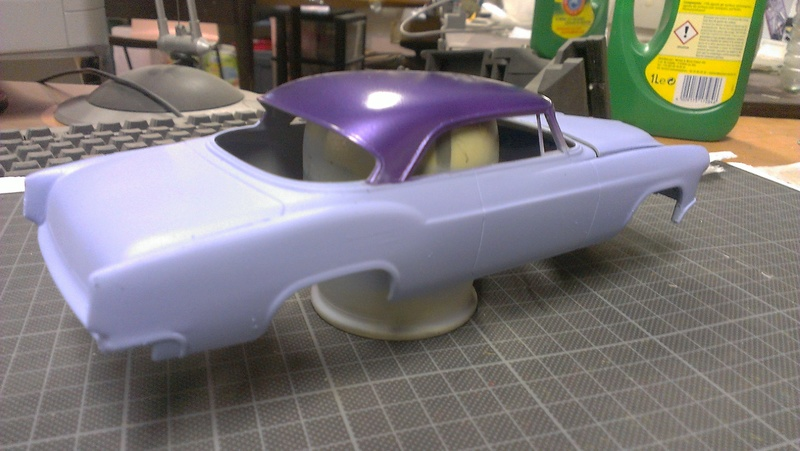 55' Chrysler 300,  Mild Kustom (Lucky Lavender ) a y est terminé  - Page 5 Imag1119