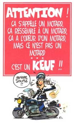 Humour en image du Forum Passion-Harley  ... - Page 5 Keuf10