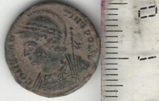AE3 conmemorativa de la fundación de Constantinopla. Siscia Img_0017