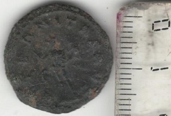 Antoniniano de Galieno. AETERNITAS AVG. Roma Img_0023