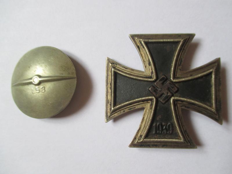 Authentification croix de fer Allemande Img_1253