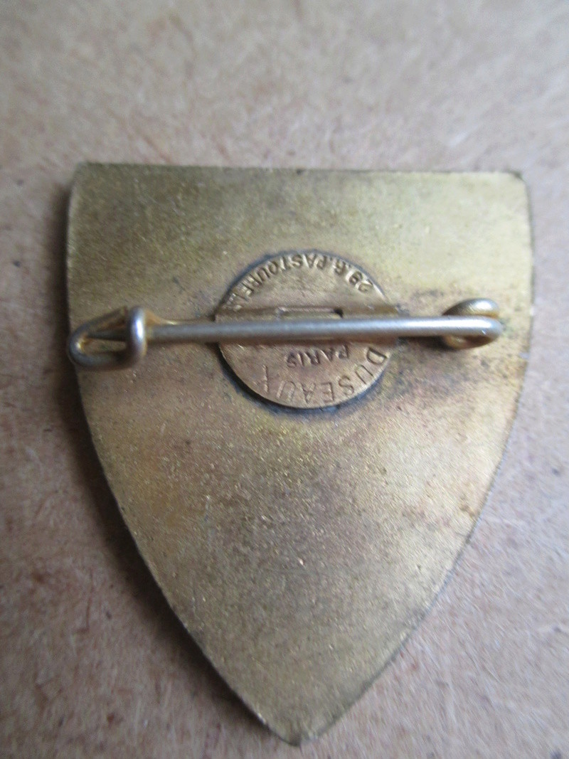 Estimation insigne 1ère compagnie d'instruction infanterie Img_1814