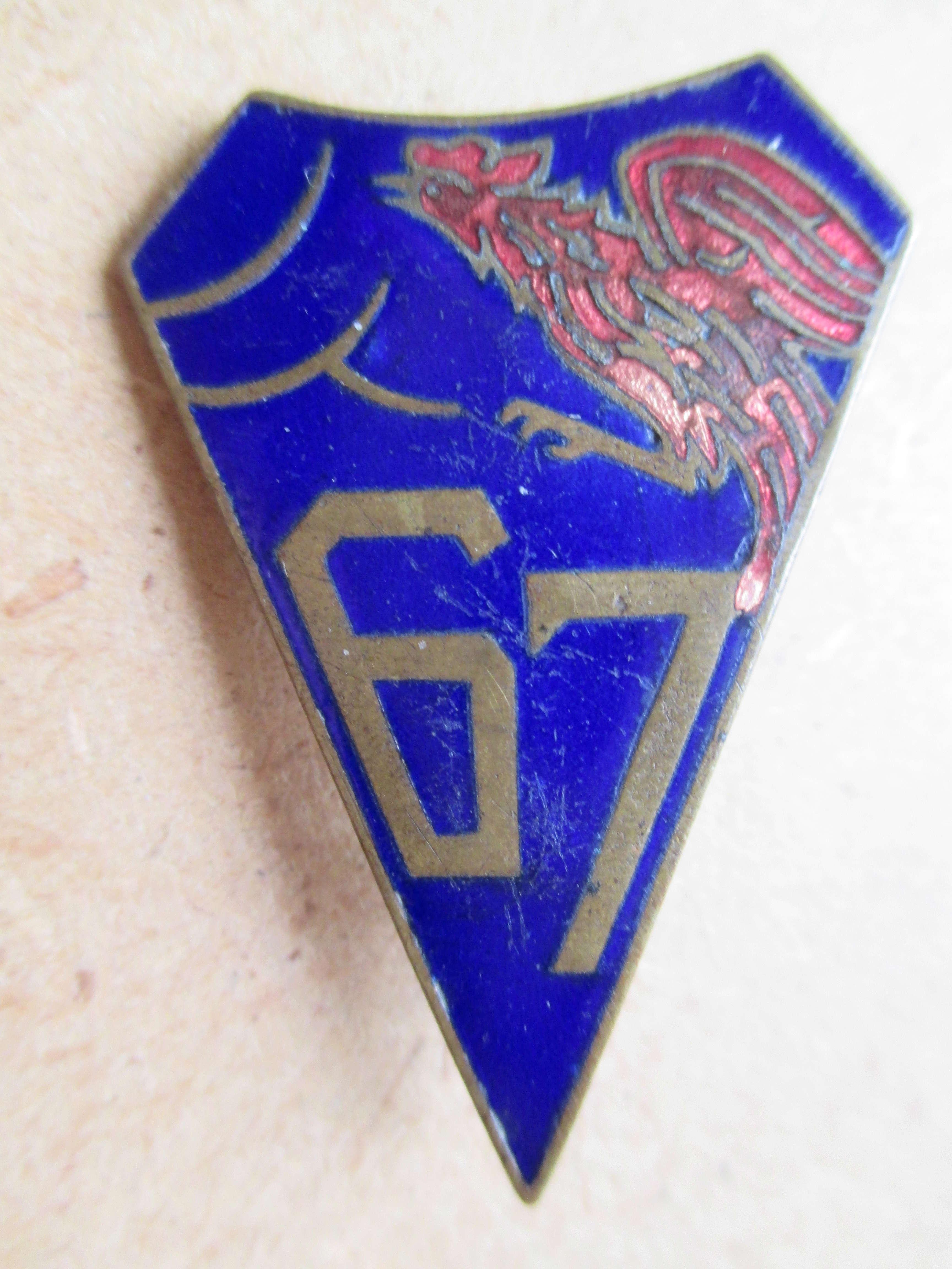 Estimation insigne 67ème régiment d'infanterie Img_1815