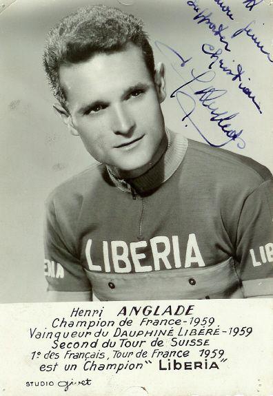 Libéria Henri  Anglade 1959 12183010