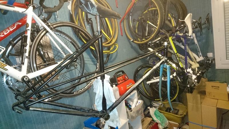 Vélo de ville femme / marque et année inconnue Dsc_9252