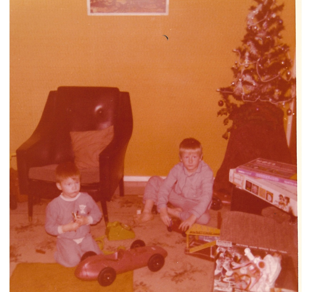 Christmas Morning 1972 !!  Christ10
