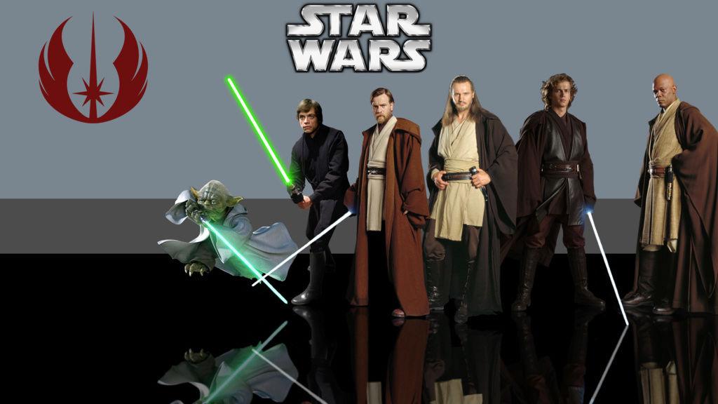 New Star Wars wallpaper Jedi11