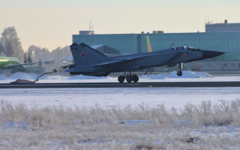 MiG-31BM Interceptor: News - Page 21 82916d10