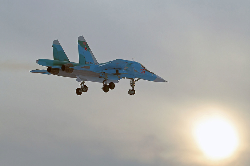 Su-34 Tactical Bomber: News - Page 26 83056d10