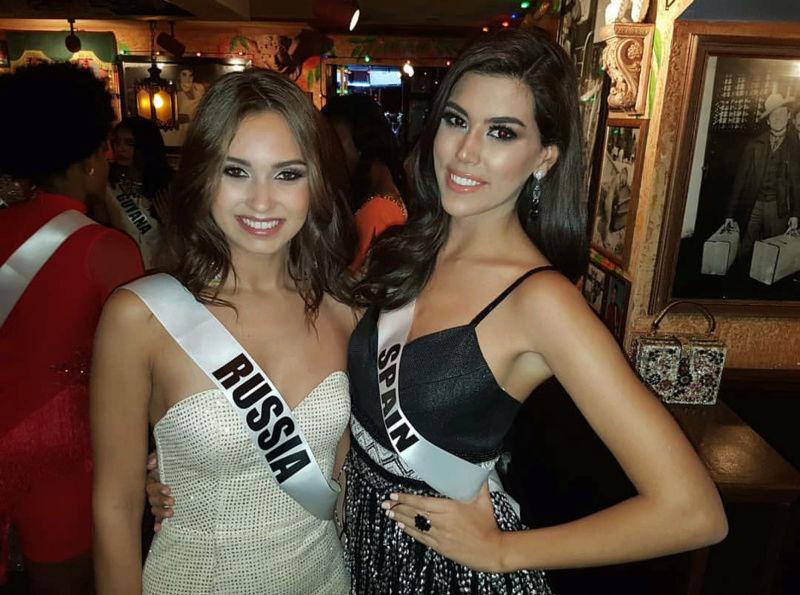 sofia del prado, top 10 de miss universe 2017/reyna hispanoamericana 2015/miss charm spain 2021. - Página 6 Img_2015