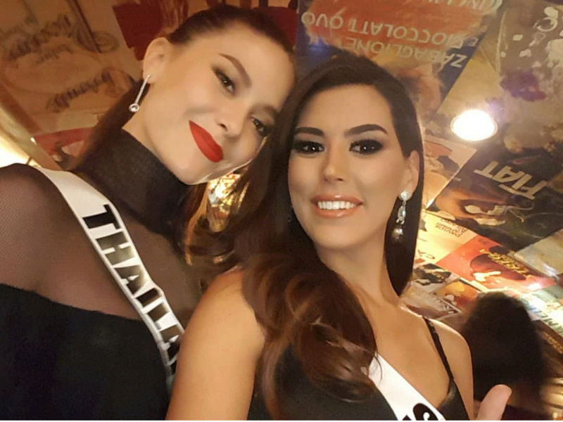 sofia del prado, top 10 de miss universe 2017/reyna hispanoamericana 2015/miss charm spain 2021. - Página 6 Img_2016