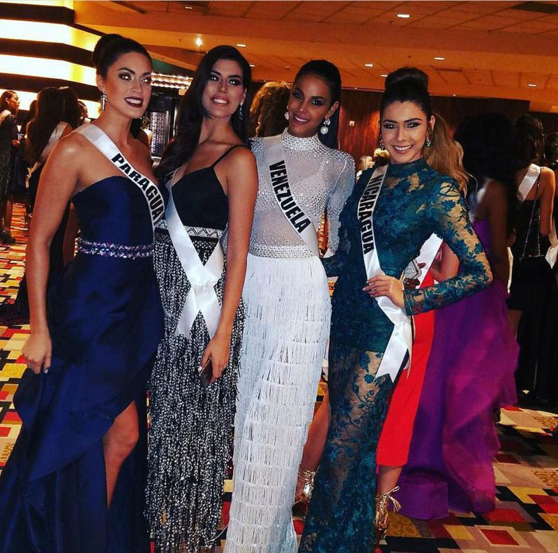 sofia del prado, top 10 de miss universe 2017/reyna hispanoamericana 2015/miss charm spain 2021. - Página 6 Img_2017