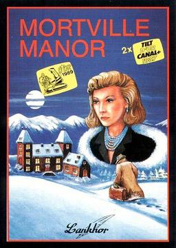 Différentes éditions Manoir de Mortevielle Atari ST Mortvi10