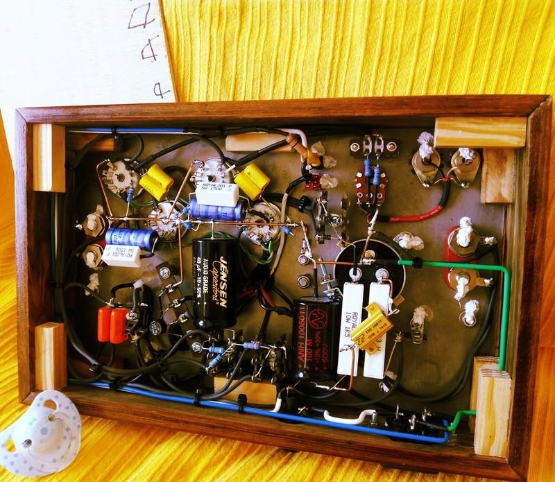Otro BB wallnut sm65 SEel84 tube amp Img_2022