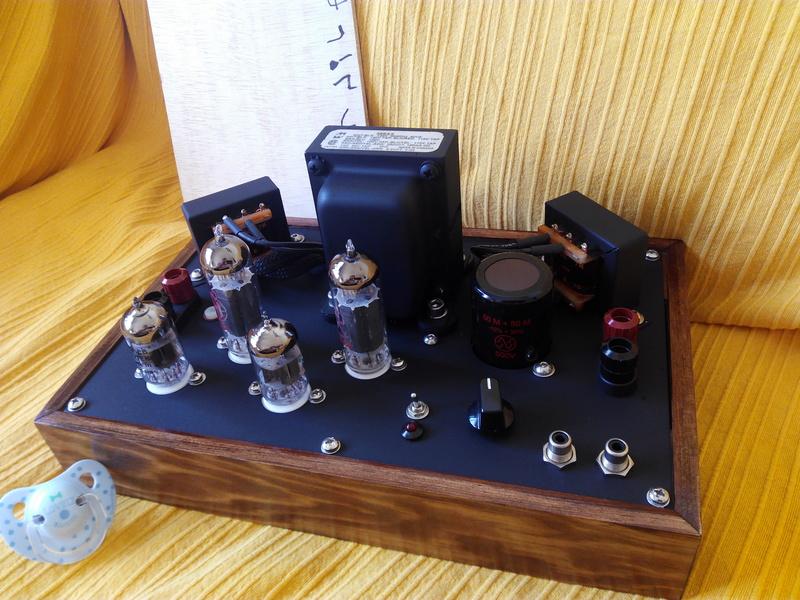 Otro BB wallnut sm65 SEel84 tube amp Img_2023