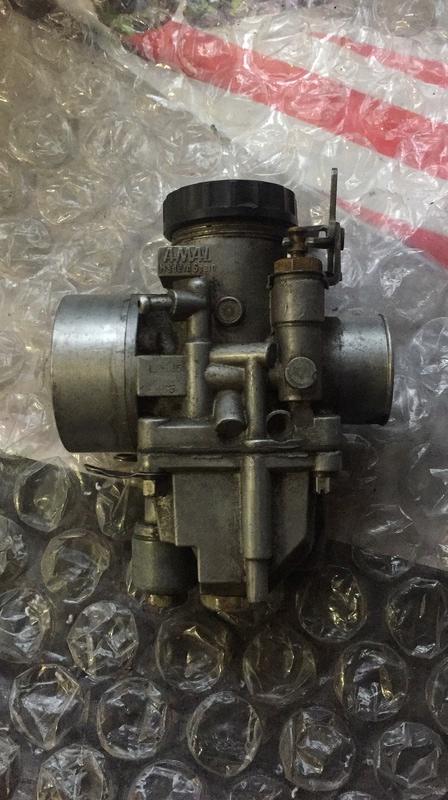Carburador Amal 2625 ..... 25 años después  B4c28010