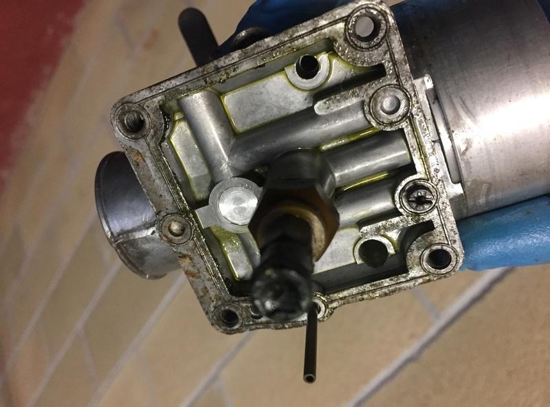 Carburador Amal 2625 ..... 25 años después  D0457810