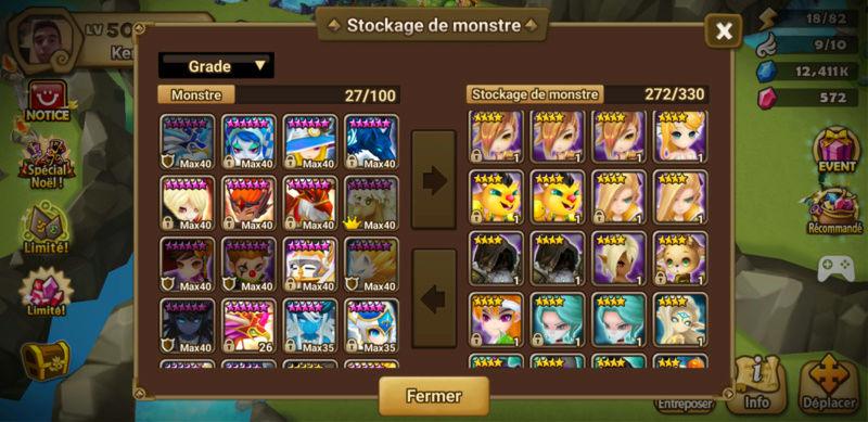 Update du compte v2 Summon14