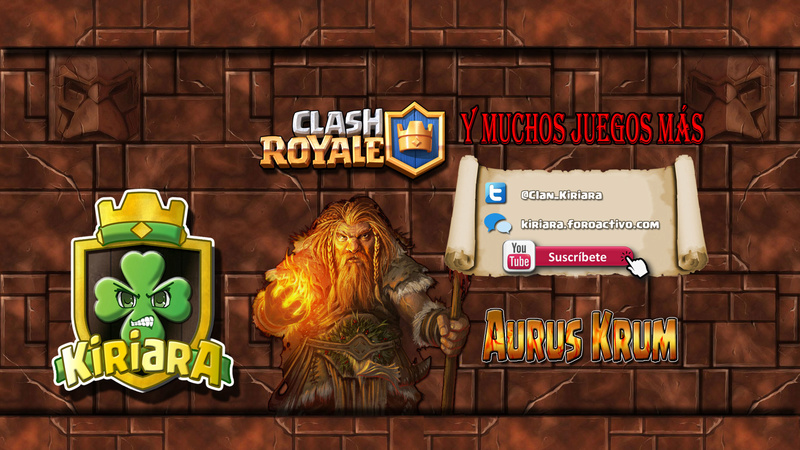 Aurus Krum Gamer Canal de Youtube Banner10