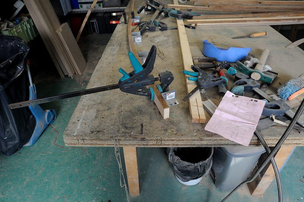 Une façon de cintrer du bois. Dsc_3313
