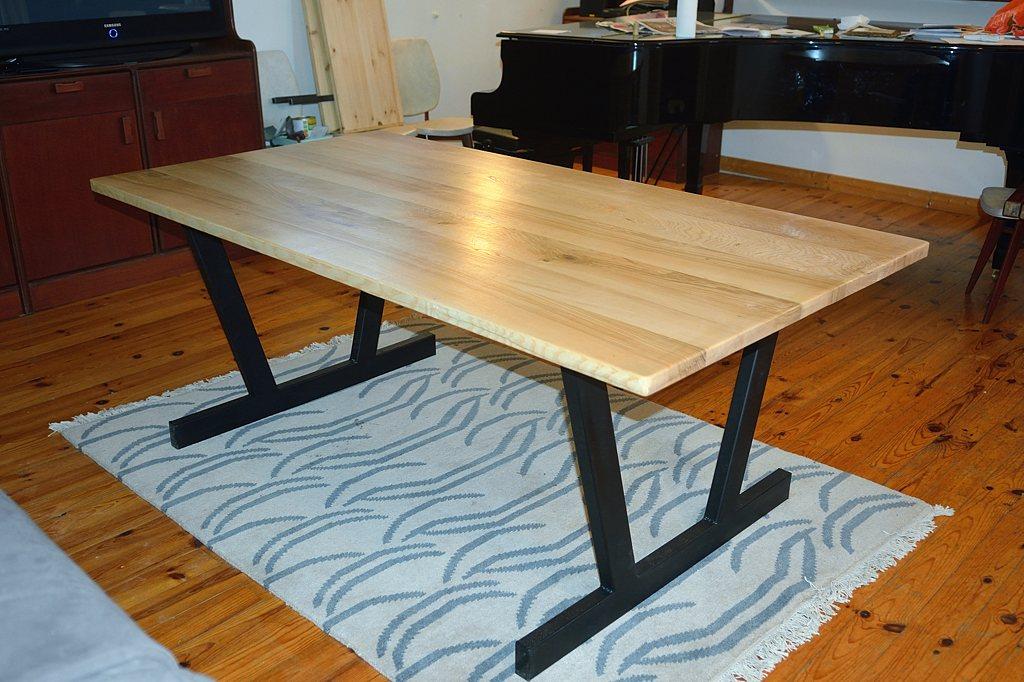 Une table de SAM bois+métal Dsc_7414