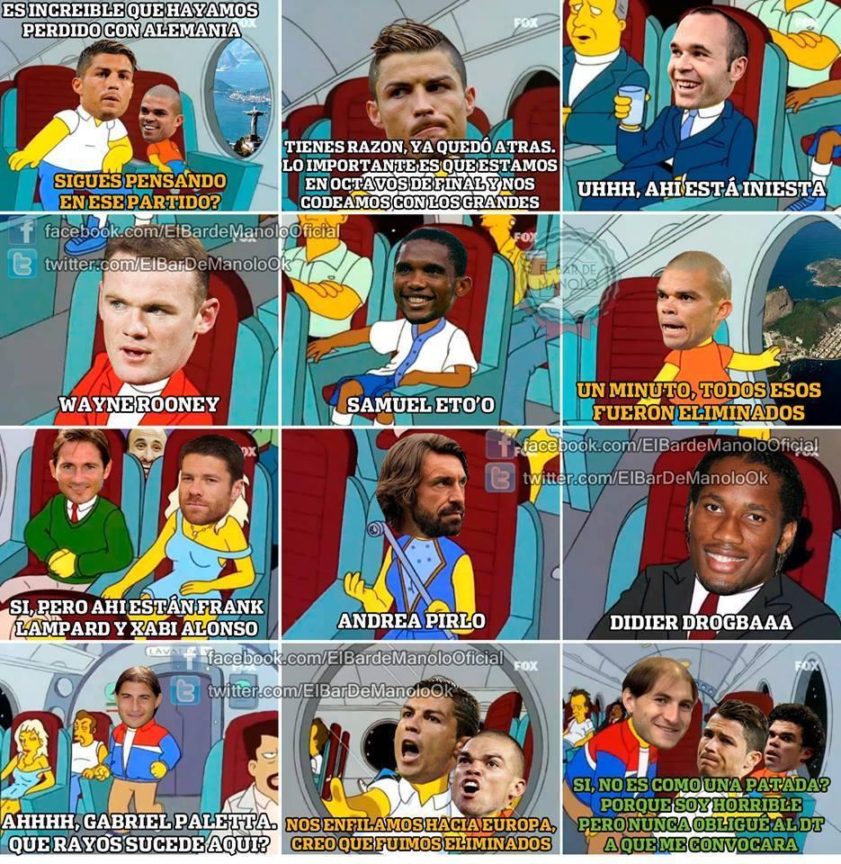 Memes de fútbol Mundia11