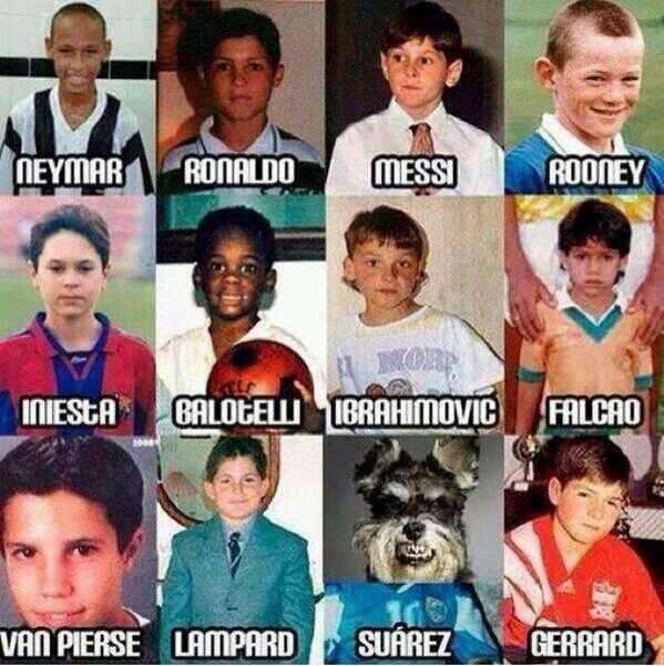 Memes de fútbol Niyos_10