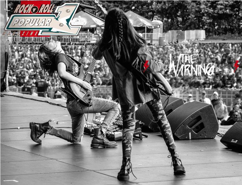 """The Warning - """"EVOLVE"""" 2º single TW3, estreno 23 de julio - Rock clásico desde México - Página 7 Thewar11"""