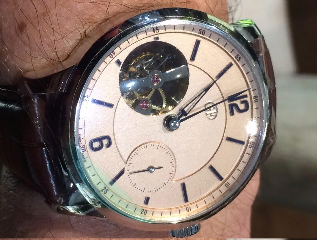 La haute horlogerie du jour - tome IV Img_7416