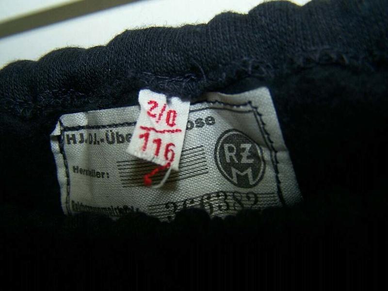 German Original German Youth DJ RZM Sports Uniform ? Dj-hj-17