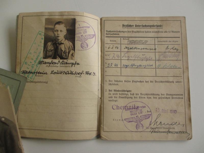 Document Chemnitz ville Allemand. Img_6510