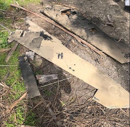 اسرائیل اسقطت طائرة دون طیار ایرانیة + فیلم Dvsv0m10