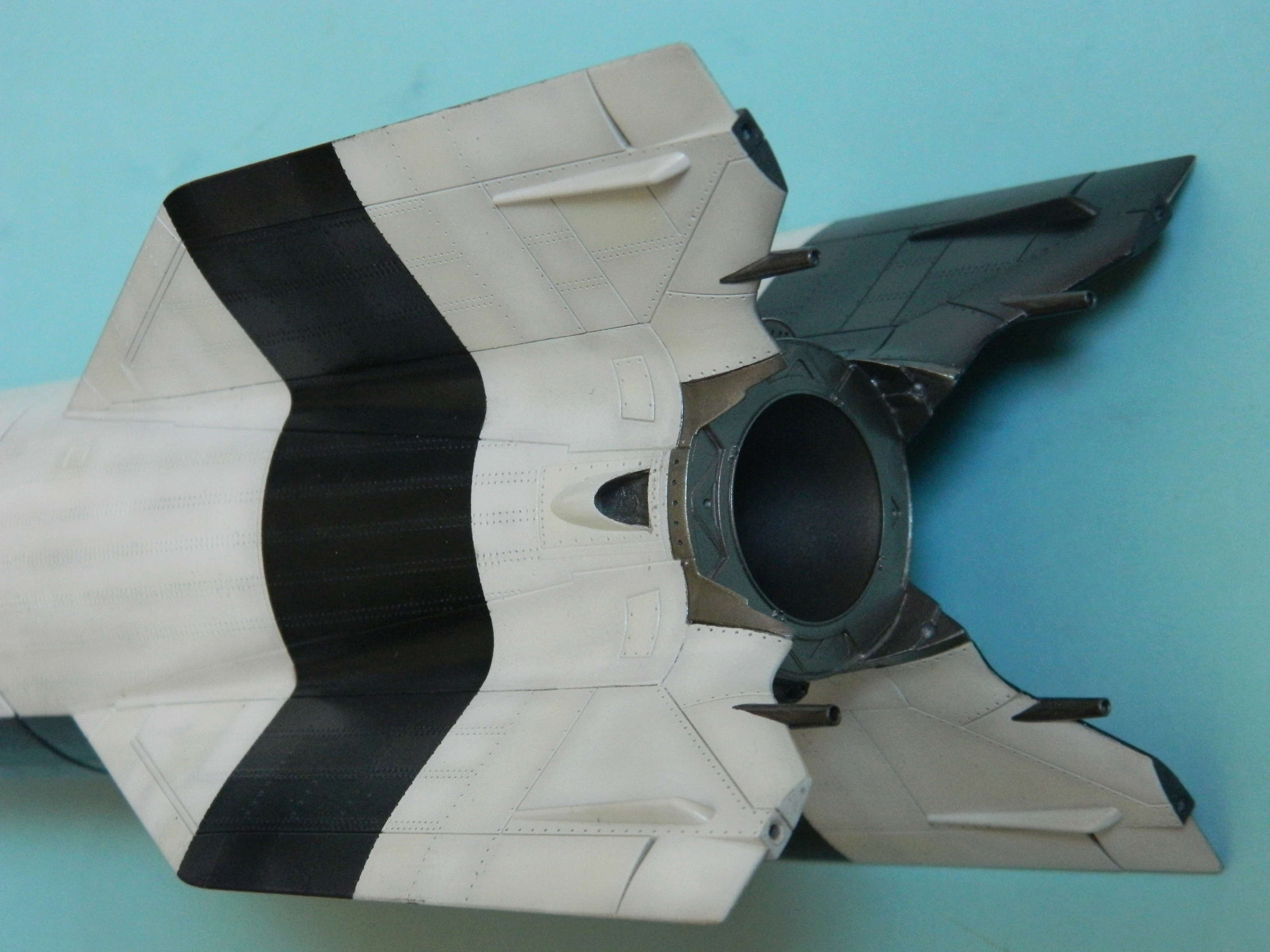 Vergeltungswaffe V-2 . A4. Fini, ou presque. Takom 1/35. 2511