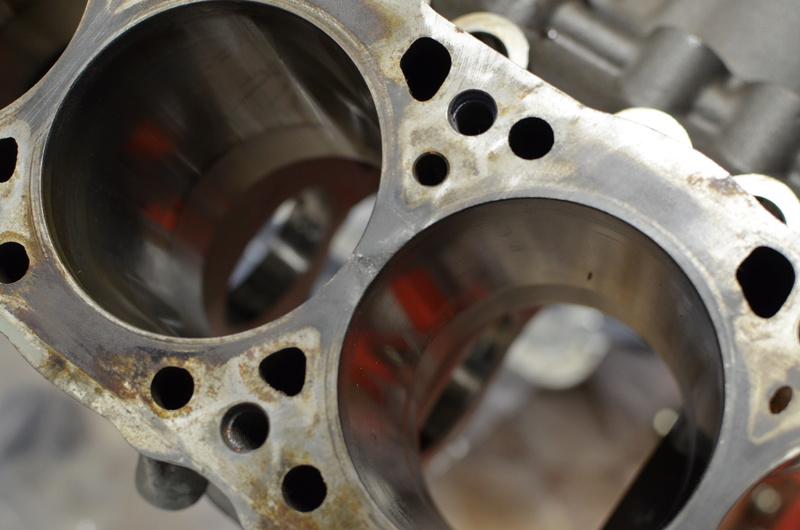 Motorrenovering - 351w Dsc_0734
