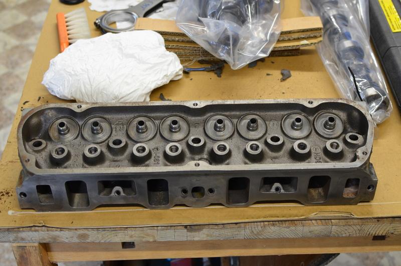 Motorrenovering - 351w Dsc_0736