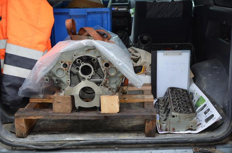 Motorrenovering - 351w Dsc_0738