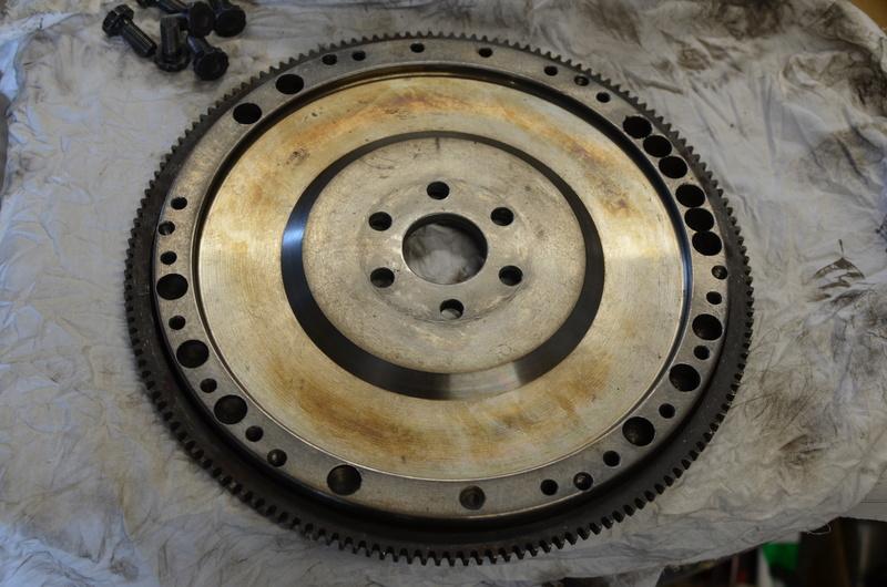 Motorrenovering - 351w Dsc_0749