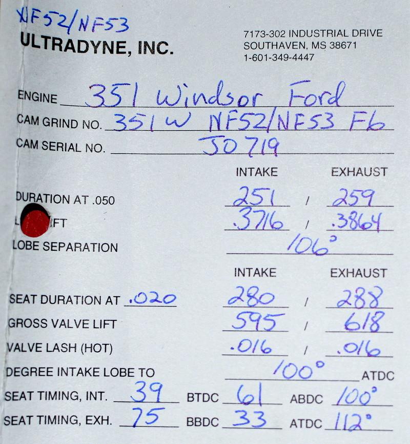 Motorrenovering - 351w - Page 2 Dsc_0768