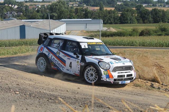 Mini WRC French Championship Coeur de France 2016 Jean-l10