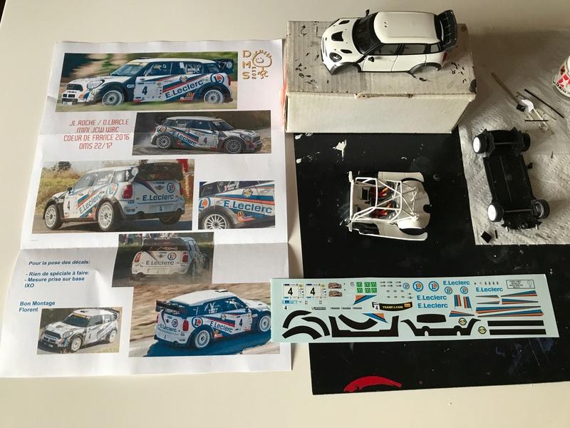 Mini WRC French Championship Coeur de France 2016 Mini_w10