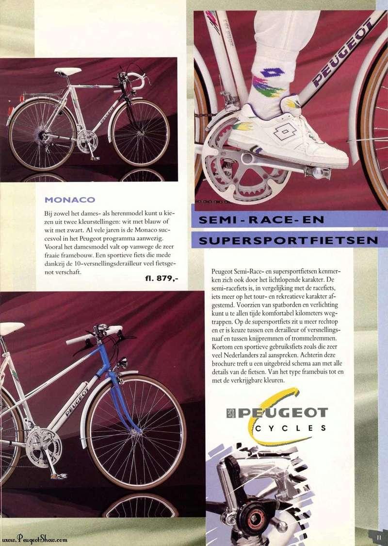 Peugeot Monaco 1990 1990nl10