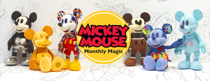 "Mickey Mouse Memories Collection (""Souvenirs de Mickey Mouse"") Mickey10"