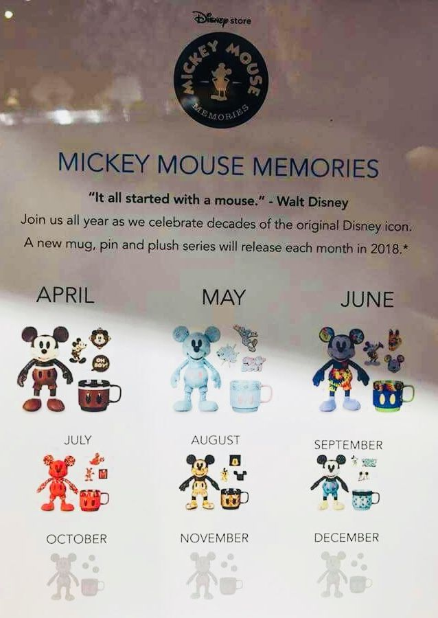 "Mickey Mouse Memories Collection (""Souvenirs de Mickey Mouse"") Mickey14"